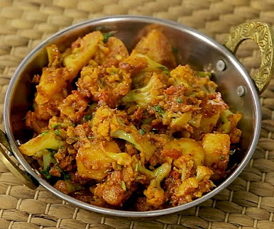 How to make aloo gobi at home