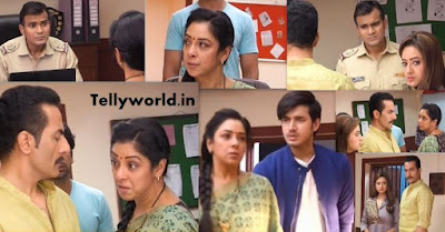 """Anupamaa Files A Case Again Kavya-Vanraj and Takes Samar Home from Police Station, Anupamaa Upcoming Story Spoiler"