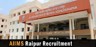 AIIMS Raipur jobs,latest govt jobs,govt jobs,latest jobs,jobs,.Assistant Professors jobs