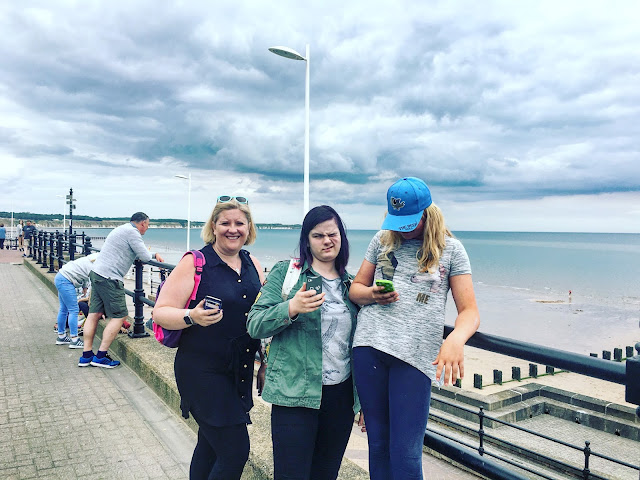 pokemon go, bridlington, yorkshire