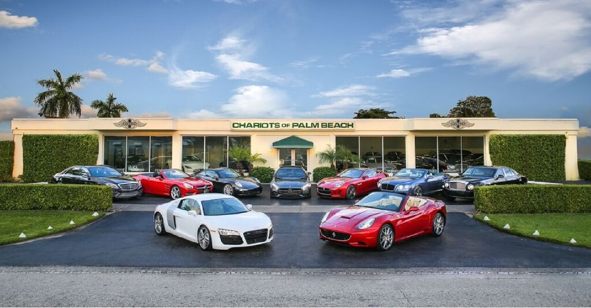 Miami Luxury Cars Dealers