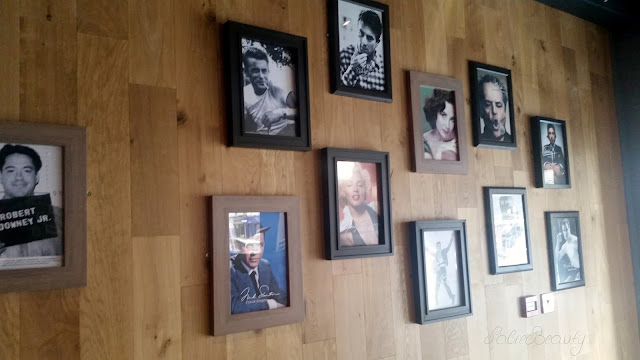 Wall of Fame in Rack and Dollar