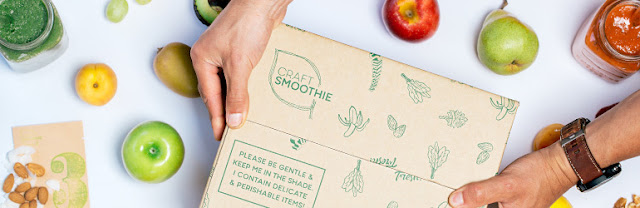 Craft Smoothie box