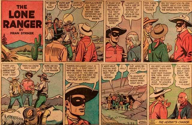 The Lone Ranger, 22 February 1942, worldwartwo.filminspector.com