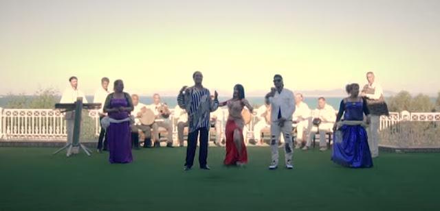 سواغ مان و الهادي حبوبة في أغنية جديدة بعنوان : ليلة زينة