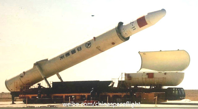 MISSILE CZ-11 Chang Zheng / Long March LM-11