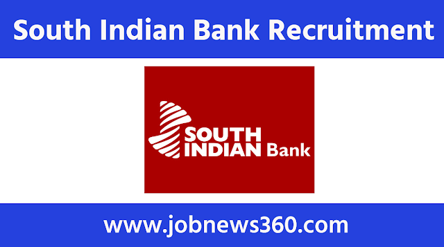 South Indian Bank Recruitment 2021 for Probationary Officers (PO)