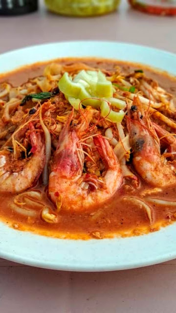 Food Delivery Char Kuey Teow Penang #codchef