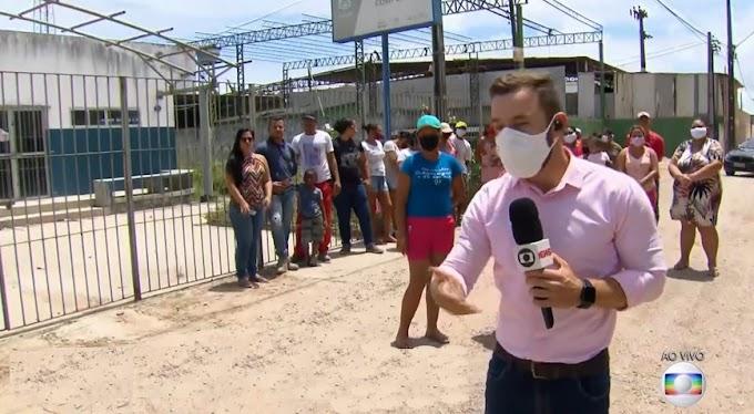 VÍDEO: Agente comunitária de saúde foi estuprada dentro da Unidade de Saúde da Família (USF)