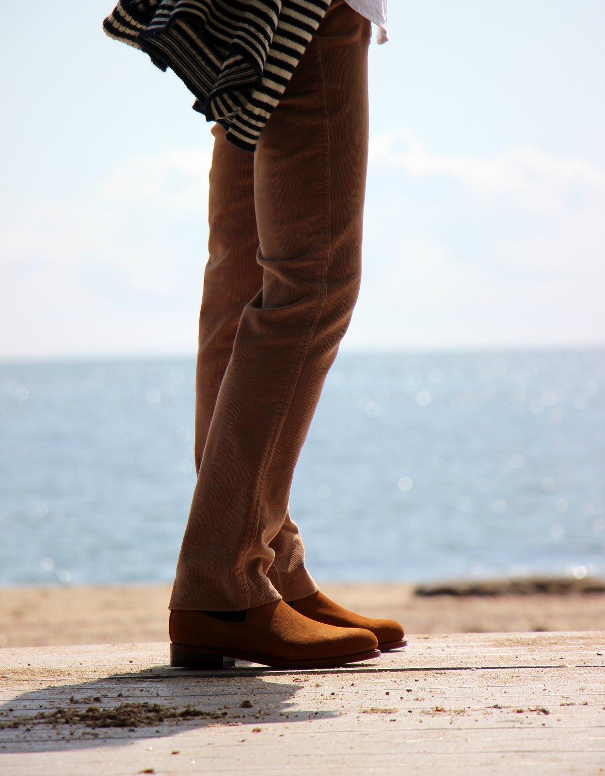 ec19482972d Salt Water New England: Dukes Boots + Cordings - For Ladies