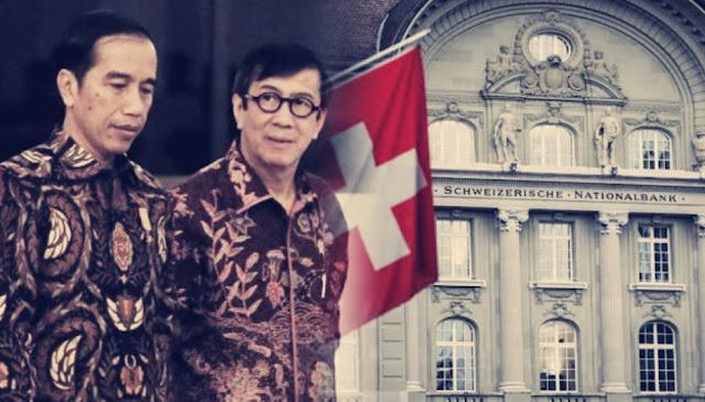 Diperkirakan Rp10.000 Triliun, Pemerintah RI Bersiap Sita Aset Kejahatan yang Disimpan di Swiss