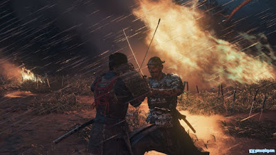 Ghost of Tsushima Director's Cut Review - story about jin and island iki