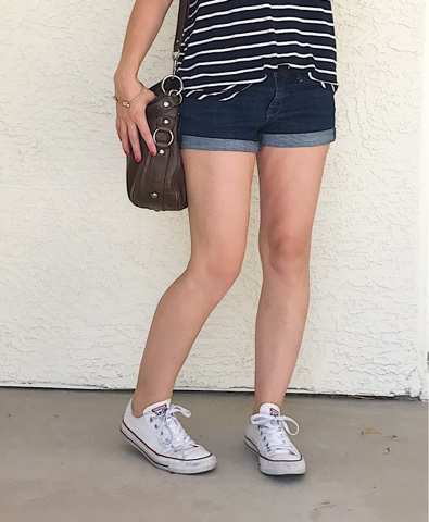 Thrifty Wife, Happy Life- Casual sporty look