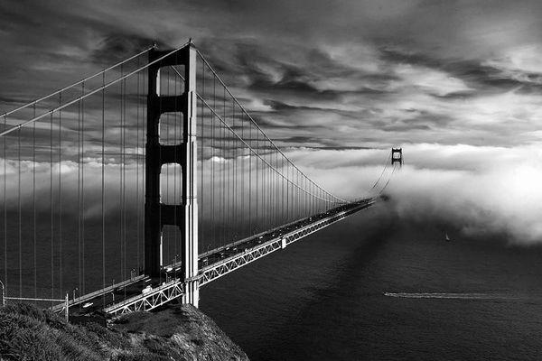 resolution photographs bridge golden gate francisco san tips classic awesome photographer photographers stunning bw photograph collect خلفيات صور ابيض اسود