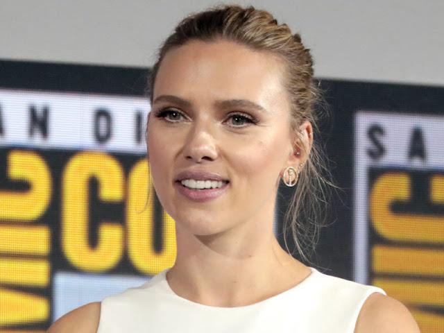 Scarlett Johansson : 56M$