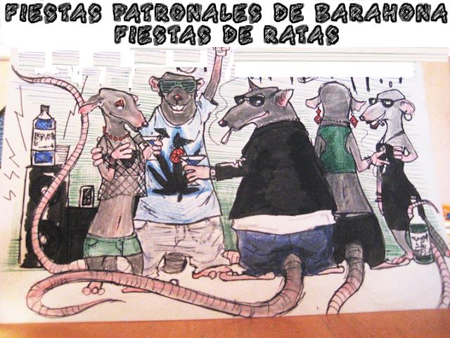 Hay que darle un giro a las Fiestas Patronales de Barahona.
