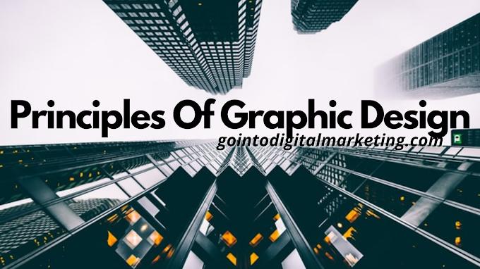 Principles of Graphic Designing