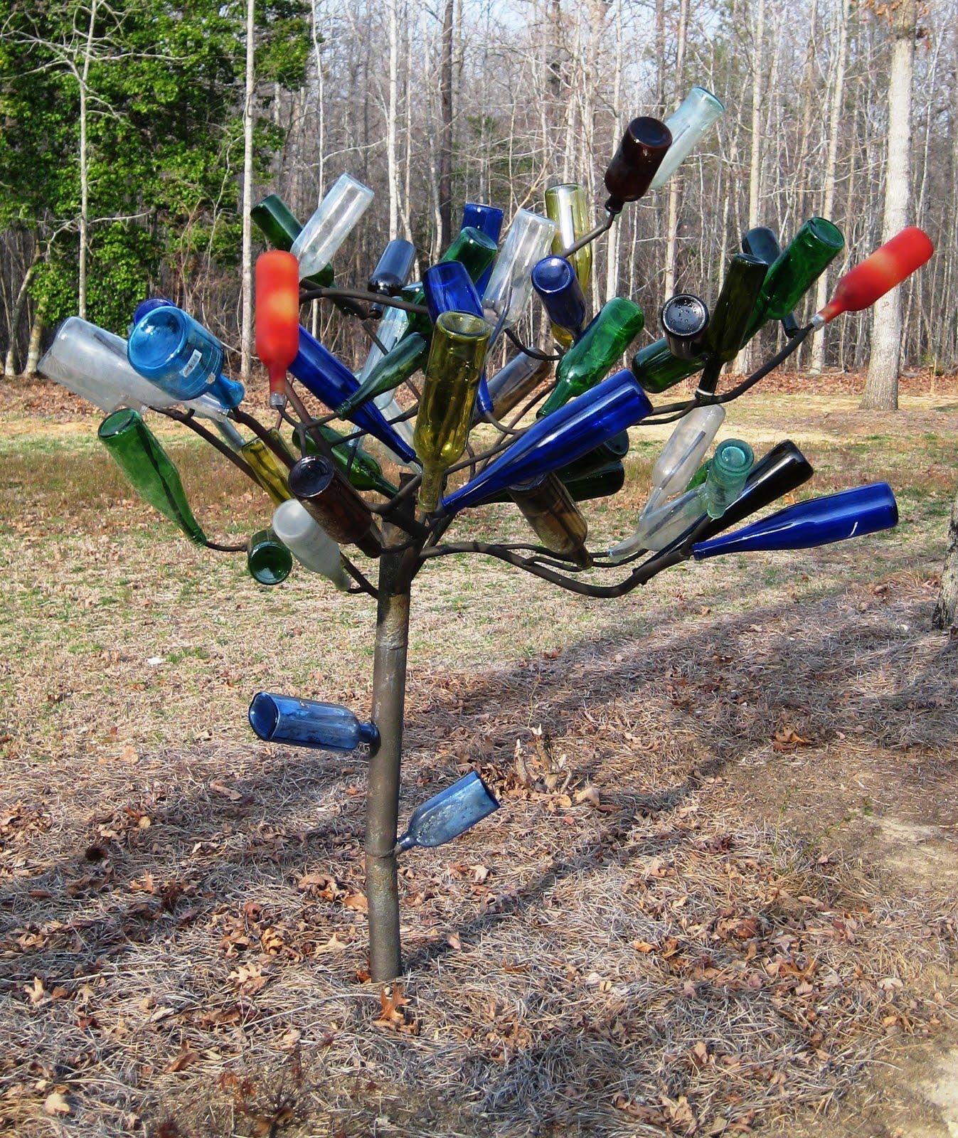 A Heart's Desire: Bottle Tree