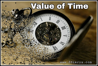 Value of Time Status and Quotes