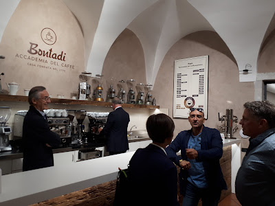 Bontadi the coffee academy in Rovereto