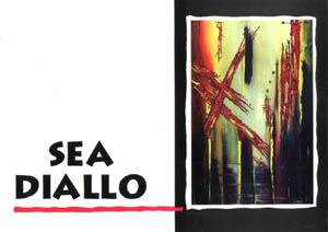 Séa, Diallo, Art, artisanat, sculpture, atelier, peinture, exposition, galerie, culture, tourisme, LEUKSENEGAL, Dakar, Sénégal, Afrique
