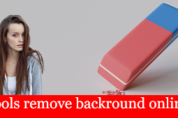 Tools remove backround automatic