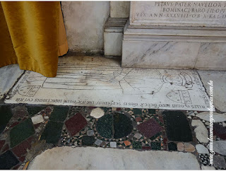 roma visita guiada santa maria aracoeli pavimento cosmatesco - Santa Maria In Aracoeli