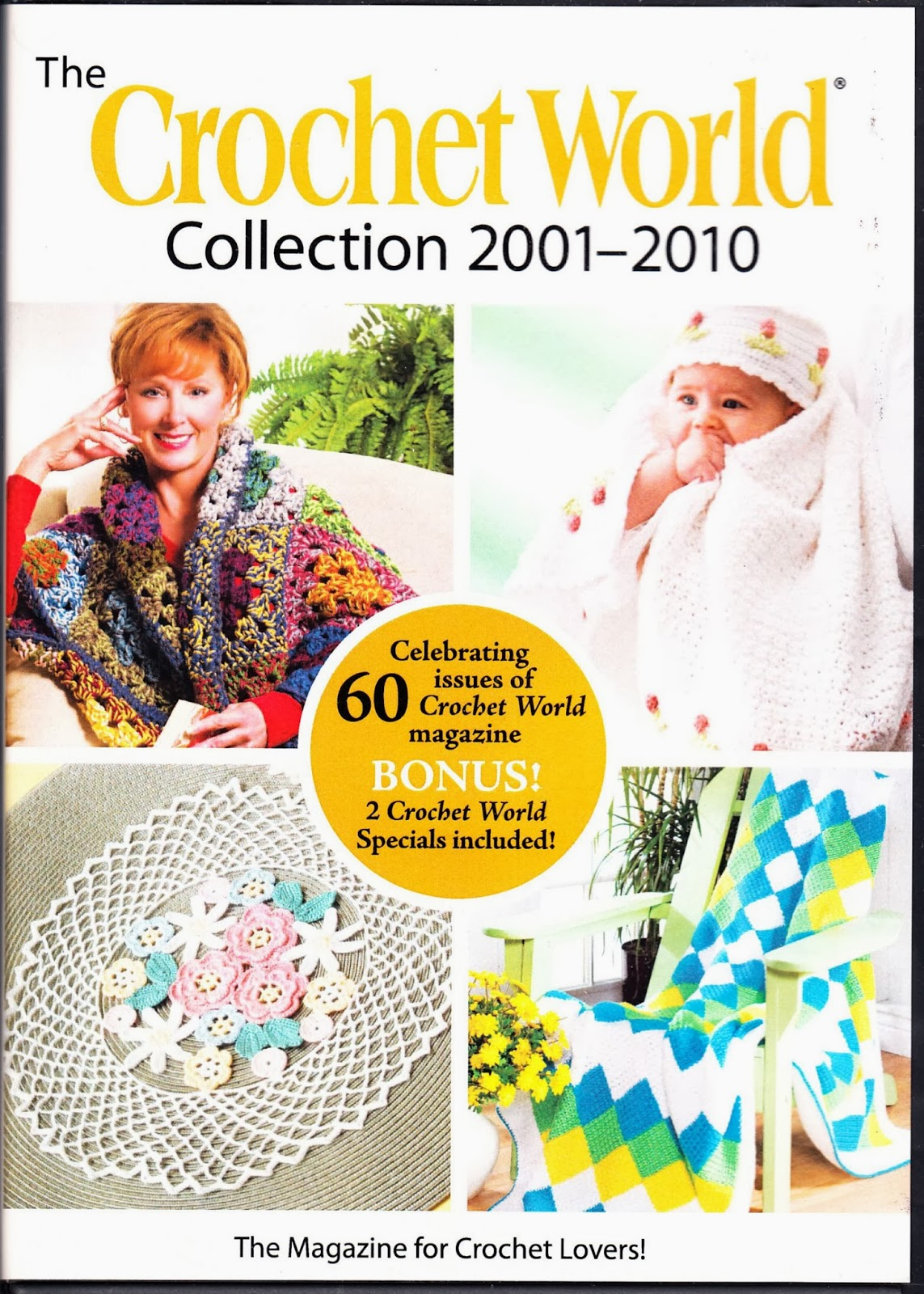 Crochetkari Crochet World CD