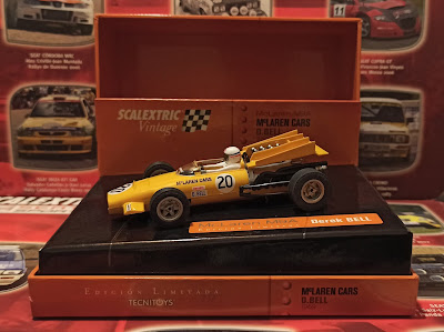 McLaren M9A Scalextric Vintage