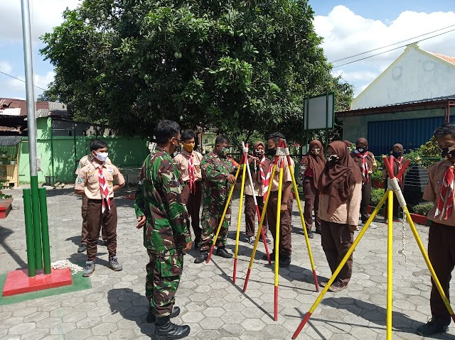 TNI Dorong Saka Wira Kartika Terampil dan Mandiri