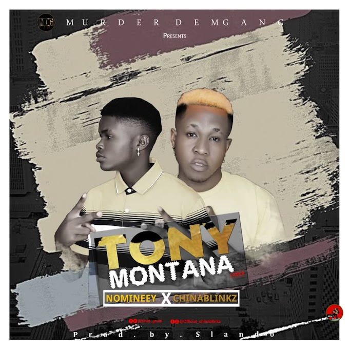 [Music] Nomineey X ChinaBlinkz - Tony Montana (Cover)