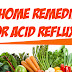 Learn 5 Natural Home Remedies for Acid Reflux.