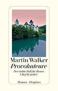 """""""Provokateure"""" von Martin Walker, Roman"""