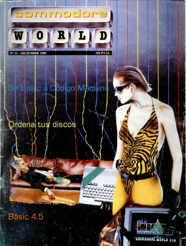 Commodore World #21 (21)