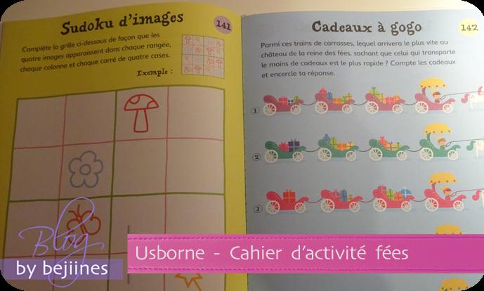 2 livres Usborne pour Enfants