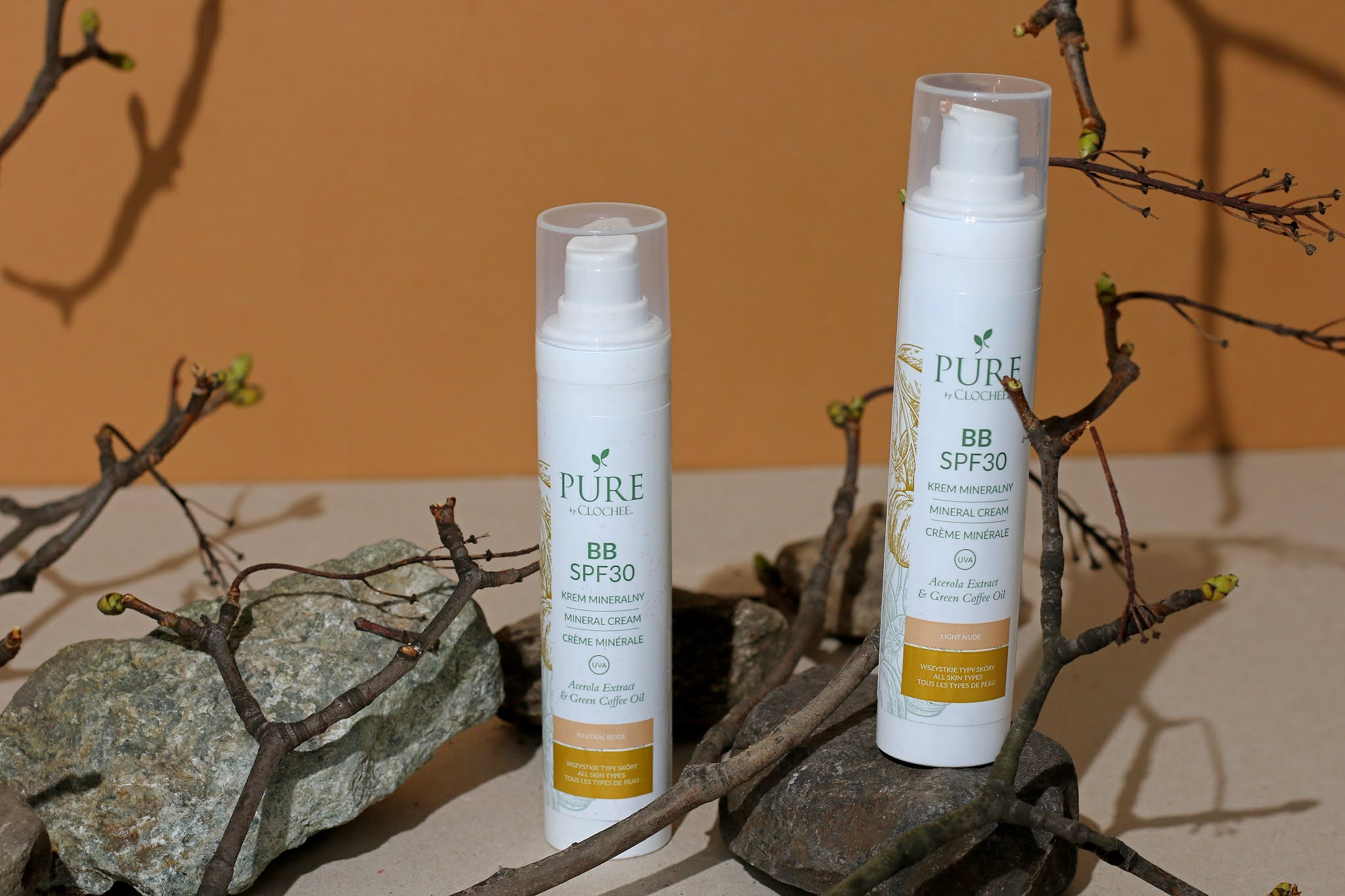 Pure By Clochee spf30