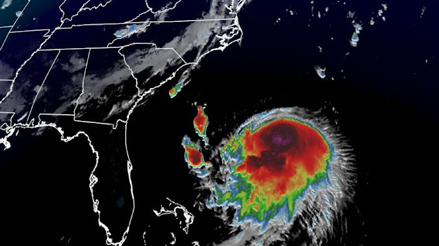 Com furacão Henri se aproximando, mais de 50 milhões estão em alerta nos EUA