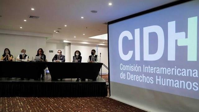 Comité nacional de paro se pronuncia frente al informe de la CIDH