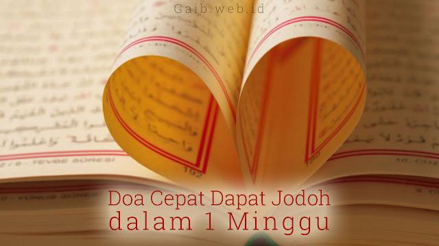 Amalan Agar Mendapatkan Jodoh yang Soleh dan Soleha