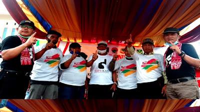Tim Pemenangan Fikar - Yos Pesisir Bukit Nyatakan Sikap Dukung AZAS