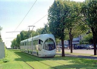 трамвайные пути в Европе