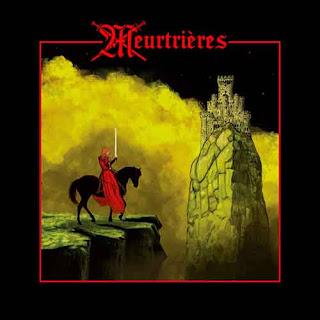 Το ομώνυμο ep των Meurtrières