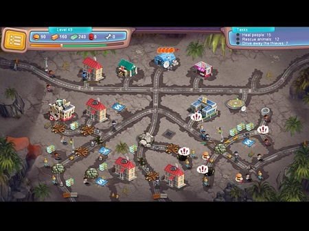 Rescue Team 7 A Top New Alawar Time Management Game for PC and Mac