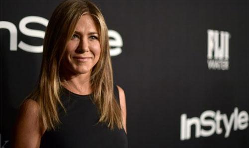 Jennifer Aniston. Photo from CNN.COM