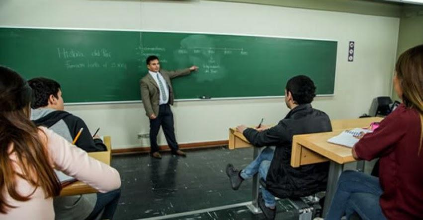 MINEDU: Universidades públicas ampliarán su oferta académica el 2021