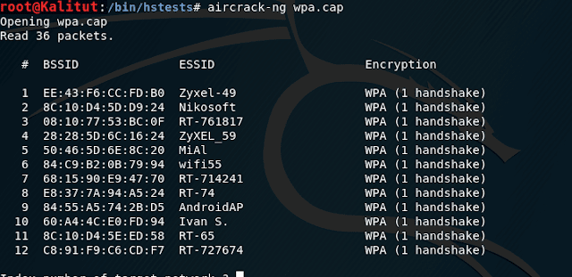 aircrack-ng FILE_NAME.cap