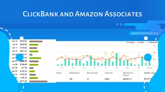 Niche Auto Profits ClickBank Amazon Associates