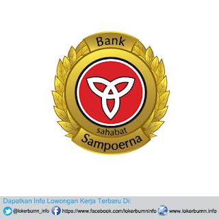 Lowongan Kerja Bank Sahabat Sampoerna Banyak posisi tersedia