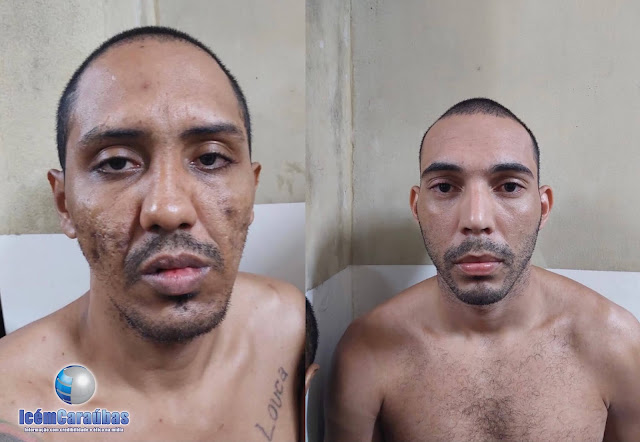 Dois fugitivos da Penitenciária de Alcaçuz são recapturados em Natal
