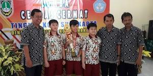 Tim LCC SD Kalam Kudus Juara 1 Tingkat Kota Surakarta